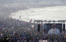 4 anni fa la grande Gmg in Brasile. Papa Francesco a Rio per portare Gesù, non per se stesso!