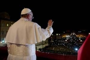 Il 13 marzo 2013 l'elezione di Papa Francesco