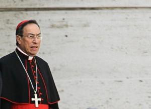 Il Cardinale Maradiaga