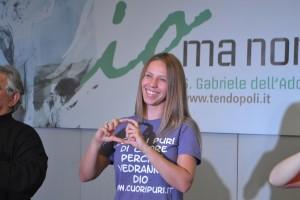 La testimonianza a Tendopoli di Ania Goledzinowska