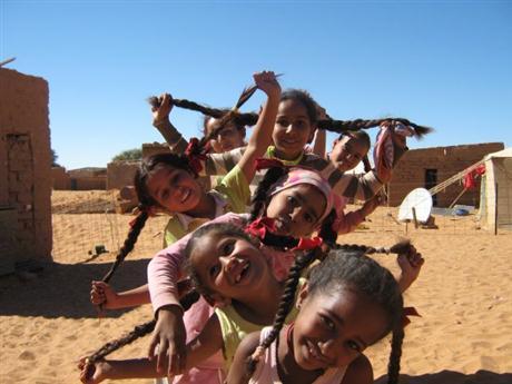 bambini-Saharawi