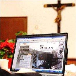Anche la Santa Sede è presente su tutti i social media
