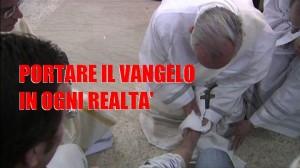 L'invito di Papa Francesco per la Giornata Missionaria è quello di portare il Vangelo, uscendo dal recinto, in ogni realtà