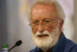 """Eugenio Scalfari, fondatore e """"boss"""" di Repubblica"""