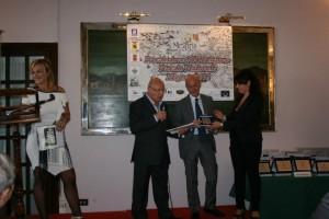 Una fotografia dell'edizione 2012 del premio