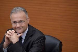 Il Ministro della difesa Mauro