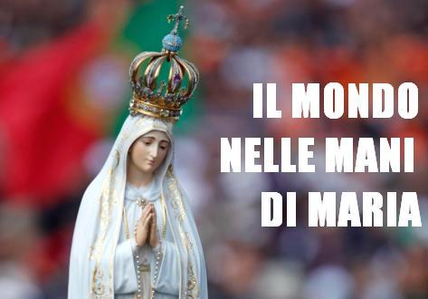 Papa Francesco consacrerà tutto il mondo al Cuore di Maria