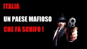 Italia, paese mafioso
