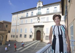 Castel Gandolfo 'orfana' del Papa, estate d'austerity