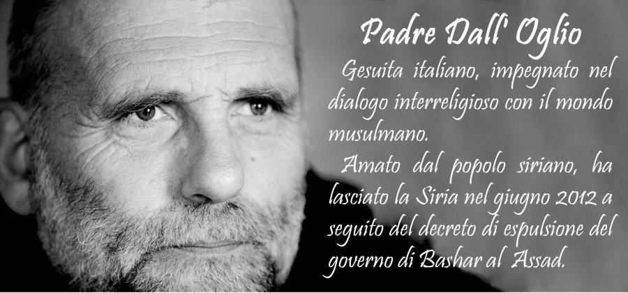 La locandina di un incontro dell'Aprile 2013 di Padre Roberto in Italia nella Diocesi di Crema