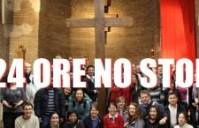 Giornata della pace: 24 ORE NO STOP DI PREGHIERA dei giovani al CENTRO SAN LORENZO in Vaticano