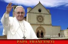 Pronti per Assisi con Papa Francesco! Partenza domattina all'alba. Il programma della storica giornata