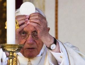 Papa Benedetto XVI a Loreto
