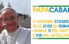 """Stasera alle ore 21 su Roma Uno anteprima tv di Papacabana, l'e book dei Papaboys a """"Metropolis"""""""