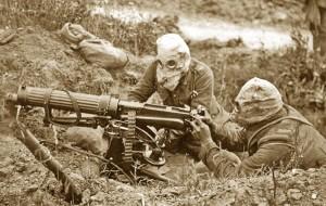 I ribelli in combattimento