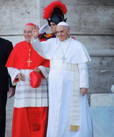 Papa Francesco incontra questo lunedì il clero romano a S. Giovanni in Laterano