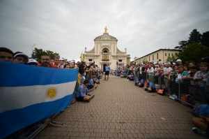 ITALY-POPE-VISIT-ASSISI