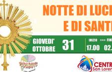 """Al Centro giovanile internazionale San Lorenzo in Vaticano la """"Notte di Luce e dei Santi"""" by PAPABOYS"""