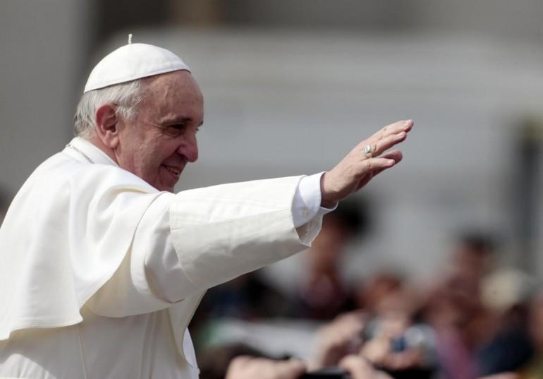 Amato Nuova richiesta di Papa Francesco per la pace in Medio Oriente  ZI94