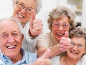 Gii anziani risorsa per la società.
