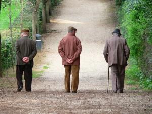Non lasciamo soli gli anziani.
