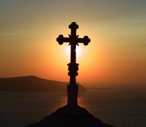 ...Prendi la tua croce ogni giorno, e seguimi...