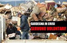 Sardegna in ginocchio. Oltre 850 gli sfollati, rischio epidemie. Caritas Olbia: servono volontari
