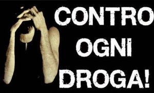 La droga uccide ogni giorno milioni di giovani