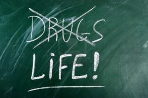 No alla droga, si alla Vita!