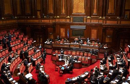 live tv dal senato della repubblica italiana in diretta