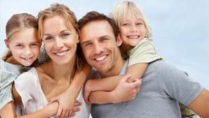 Papa+mamma+figli= Famiglia.