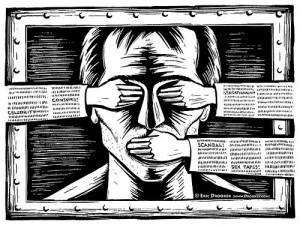 Si alla libertà di espressione.