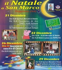 Il Natale a San Marco di Teggiano