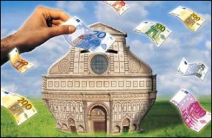 Religione e denaro?