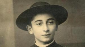 Il seminarista Rolando Rivi ucciso in odio alla fede.
