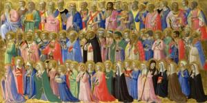 La Chiesa è comunità di Santi in cammino verso il Signore.