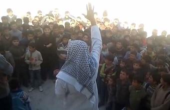 Bambini siriani educati al Jiad