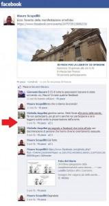 Le minacce contro la manifestazione di Firenze.