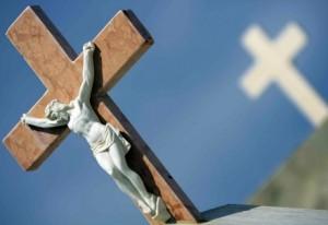 La Croce, simbolo di tutti i cristiani del mondo.