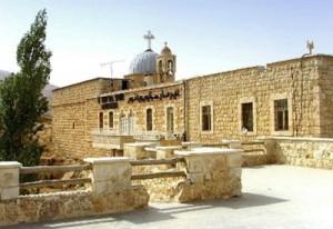 Monastero di Maolula.