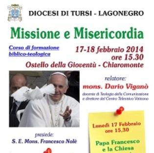 A Chiaromonte la due giorni biblico-teologica