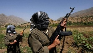 Terroristi di al-Qaeda in Syria