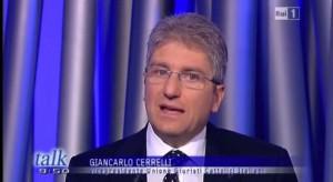 L'Avvocato Giancarlo Cerrelli.