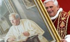 L'amicizia di Giovanni Paolo II e Benedetto XVI