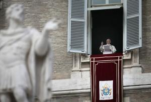 Angelus con Papa Francesco Domenica 23 novembre 2014 @ Piazza San Pietro | Città del Vaticano