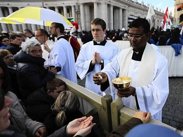 The Inauguration Mass For Pope Francis