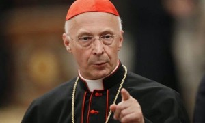 Cardinale Angelo Bagnasco, Presidente della Conferenza episcopale Italiana.