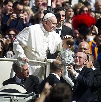 Udienza generale con Papa Francesco 27 agosto 2014 @ Piazza San Pietro | Città del Vaticano