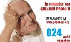 REPLAY web TV – In cammino con Giovanni Paolo II 024 #papaboys