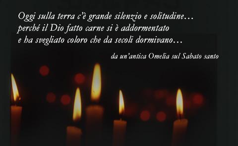 Sabato Santo: la 'notte delle notti' in onore del Signore. La ...
